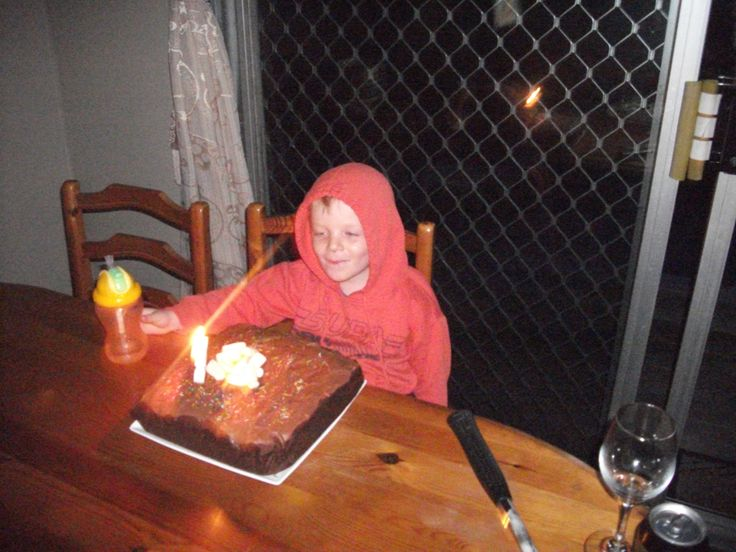 Ethan's 5th birthday
