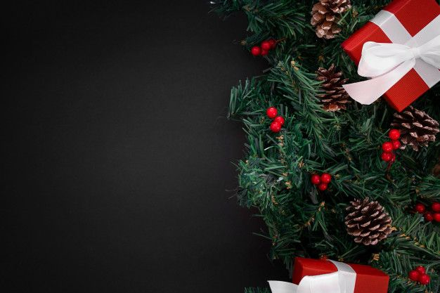 Download Stacked Pine Cones And Tree Branches For Free Christmas Background Free Christmas Tree Branches