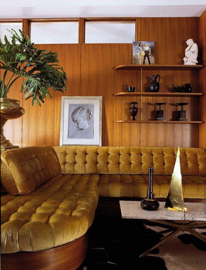 en la casa de dos artistas,  JOHN CURRIN y RACHEL FEINSTEIN con la fotografía de ERIC BOMAN