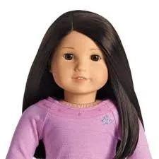 american girl boneca trully me loura morena negra ou ruiva