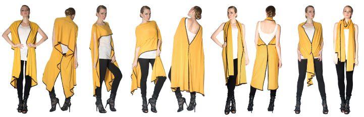 26 best Multifunctional Clothing images on Pinterest ...