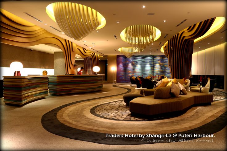 Hotels lobby interior design in round shape google for Hotel design 987 4