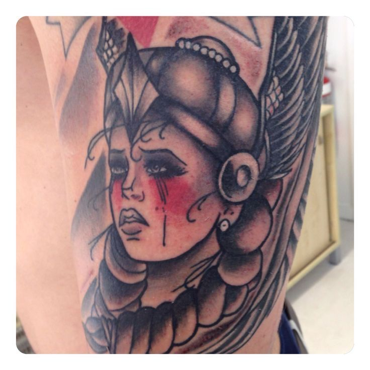 Neo Meaning: 47 Best Feminine Valkyrie Tattoos Images On Pinterest