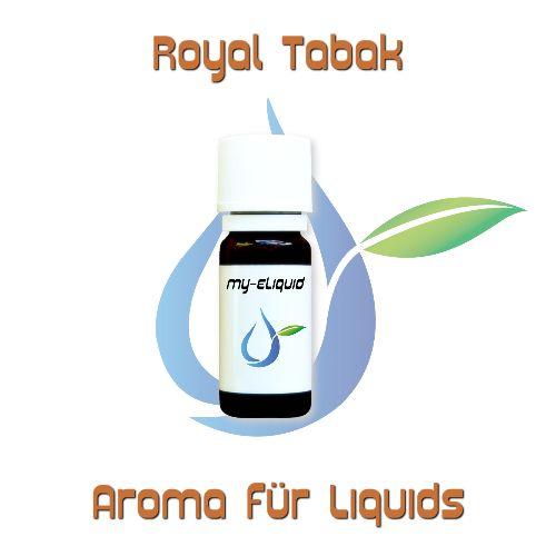 Royal Tabak Aroma | My-eLiquid E-Zigaretten Shop | München Sendling