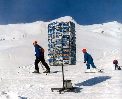Kleine Scheidegg by Martin Parr