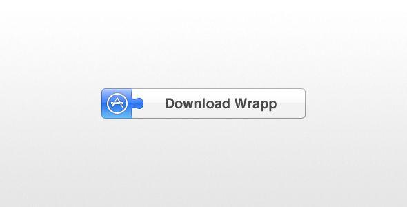 App store Jigsaw Button | Ui Parade – User Interface Design Inspiration