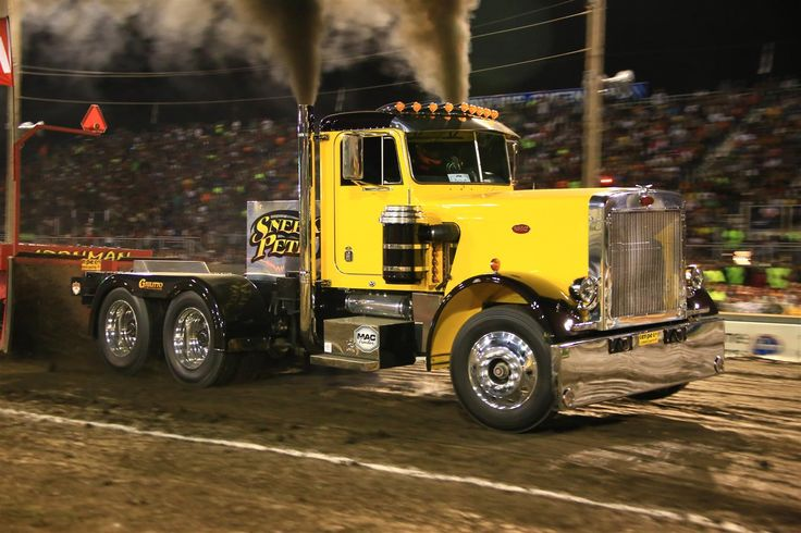 Get Hooked with the Badger State Tractor Pullers.