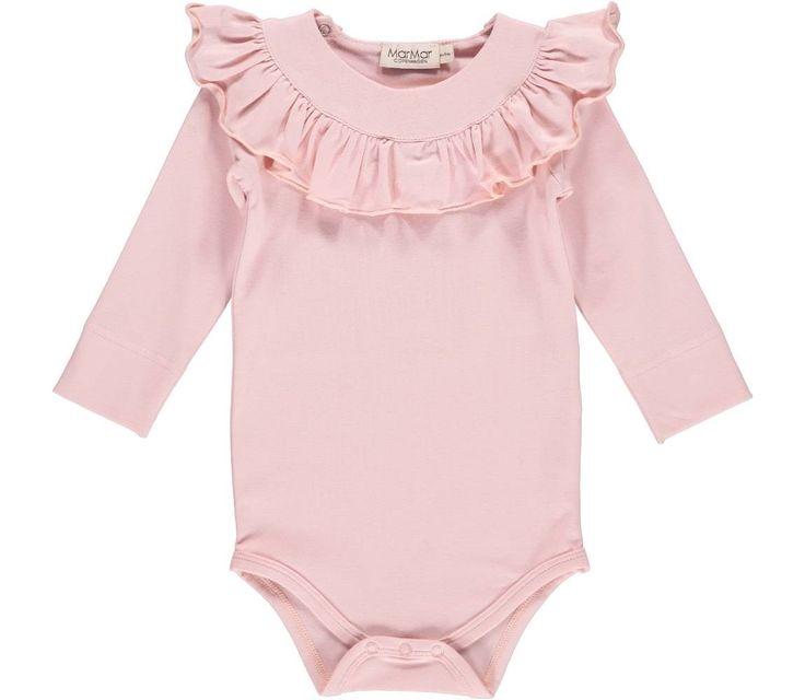 Bibbi Jersey - Pale Blush - Bodyer - Baby