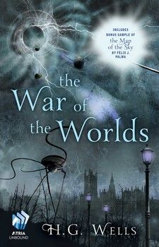 I'm reading The War of the Worlds