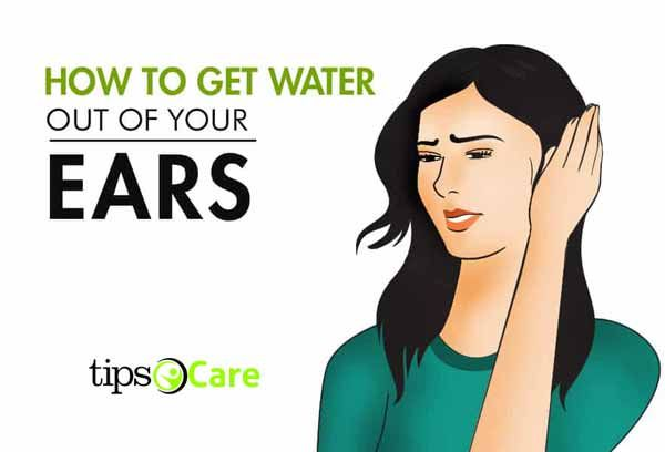 How To Get Fluid Out Of Ears At Home