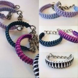 Jewelry Making Ideas / Handmade Bracelets ~Photo Only