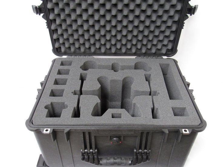 Yuneec Typhoon H Drone Foam Insert for Pelican Case 1620 (Foam Only)