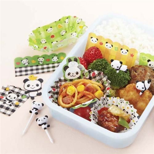 kawaii panda bear bento accessories kit for Bento Box  sc 1 st  Pinterest & 124 best images about Bento. on Pinterest Aboutintivar.Com