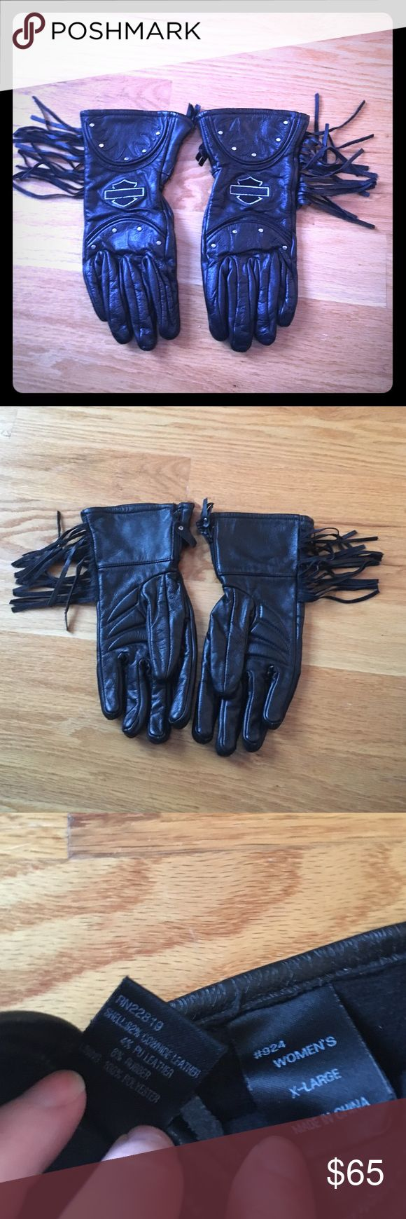 Diavolo leather motorcycle gloves - Womens Xl Lined Motorcycle Gloves