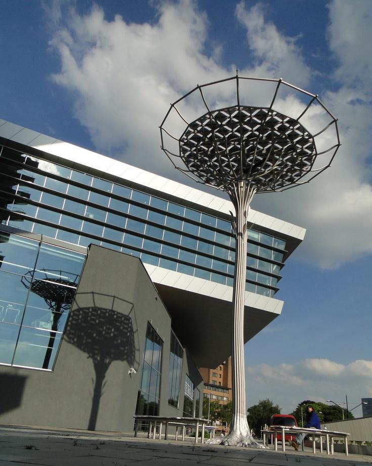 Zonne-boom (solar-tree)
