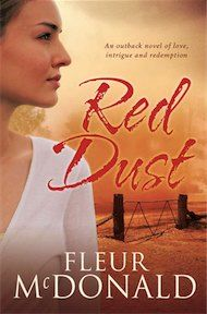The same cover was used for Red Dust when it was released into the US
