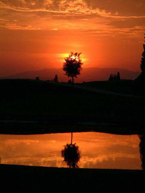 Lake #Garda Sunset #Italy via flickr