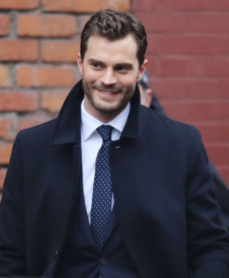 'Fifty Shades Darker' in Vancouver, Canada on March 1st, 2016. Stars are spotted on the set of 'Fifty Shades Darker'