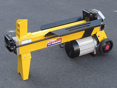 【送料無料】油圧式電動薪割り機(薪割機)LS4T-52(4tクラス)【100V50/60Hz】