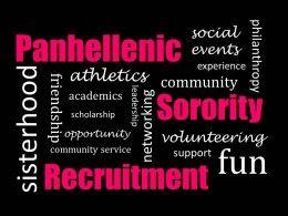 The Sorority Recruitment Cheat Sheet--Top Tips for Sorority Success