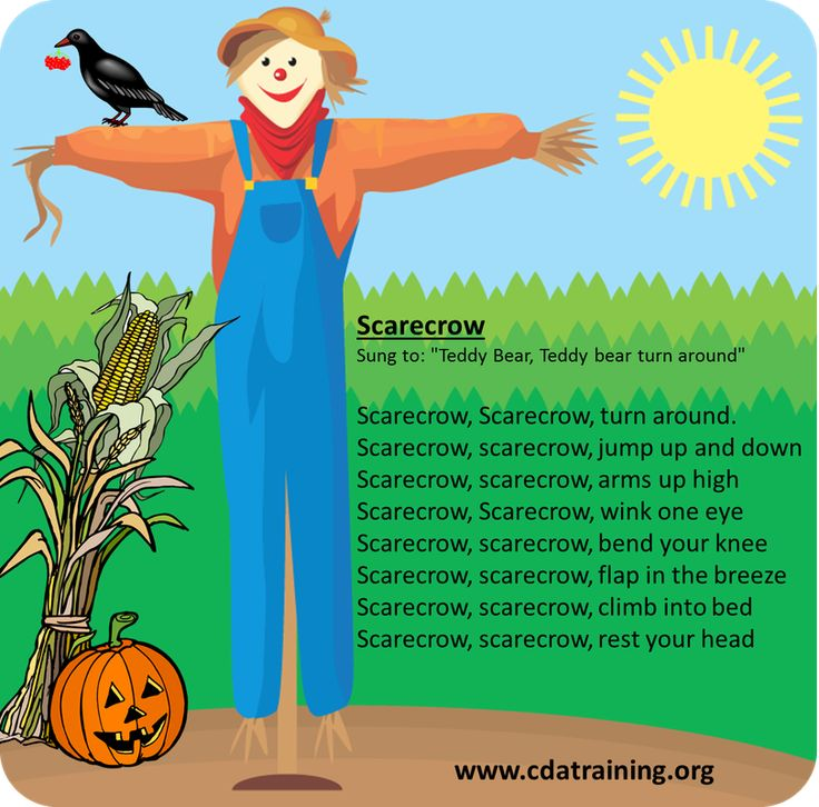 Scarecrow Songs