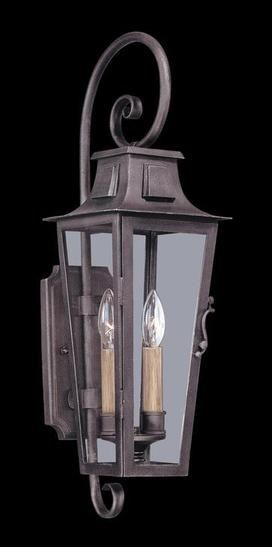 French Quarter Med Ext Wall Light Outdoor