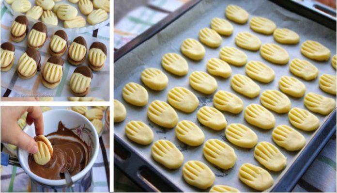 Turecké maslové sušienky cookies s jednoduchou prípravou a skvelou chuťou! - Báječná vareška