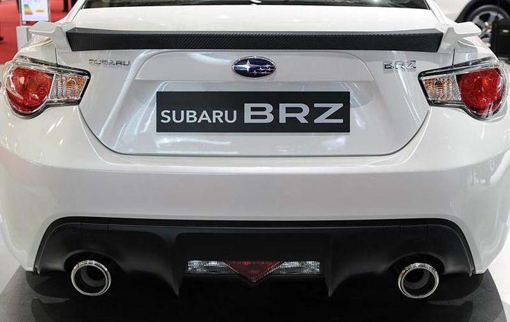 2016 Subaru BRZ