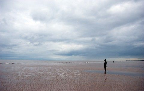 Antony Gormley � Another Place (1997)
