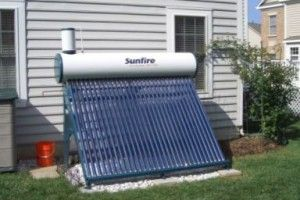 Everything you ever wanted to know about solar water heaters.