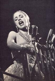 "Patti LuPone's Tony Winning Performace as Eva Peron in ""Evita"" 1978"