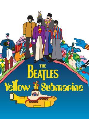 Restaurado, filme 'Yellow Submarine' será lançado em DVD e Blu-Ray