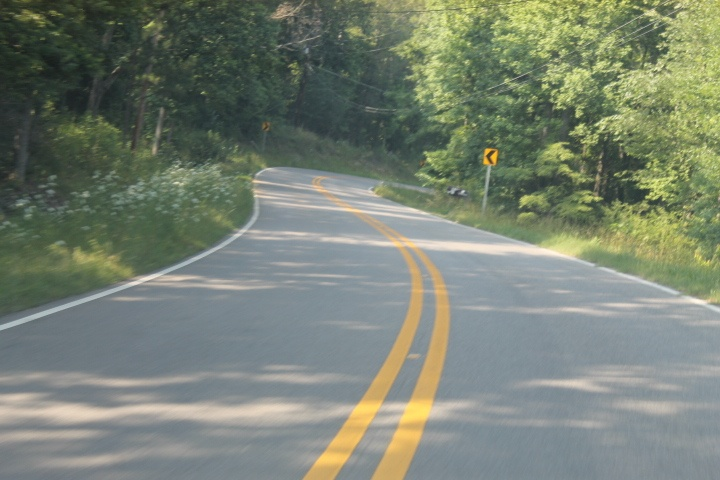 US 78 in St. Clair CountyClaire County, Travel Stretch, Intersting 20, Roadscap Wednesday, Lights Travel, Curvy Roads, 20 Bypass