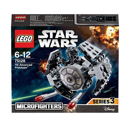 Star Wars LEGO TIE Advanced Prototype 75128