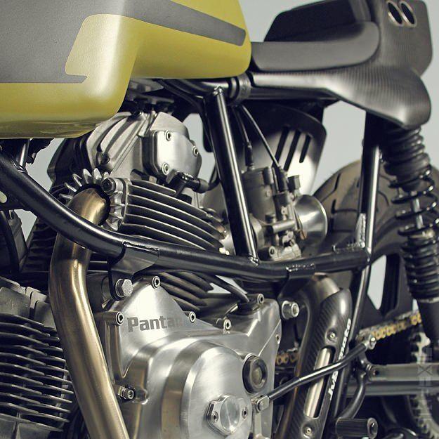 Ducati Pantah by JVB-Moto | HiConsumption