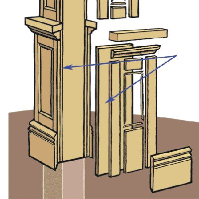build out the base  http://www.thisoldhouse.com/toh/how-to/step/0,,20272630_20609525,00.html#