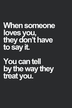 i love when you say you love me quotes - Google Search