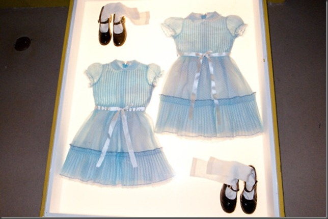 The twins outfits from The Shining.