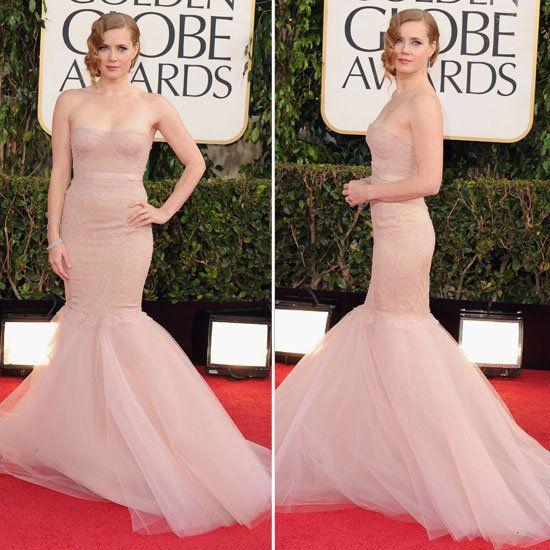 Amy Adams Golden Globes 2013