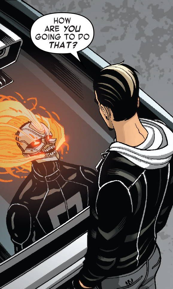 All-New Ghost Rider Vol 1 - Engines of Vengeance (2014)Ghost Rider (Robbie Reyes) Story: Felipe Smith, art: Tradd Moore, colors: Val Staples Get it now here[ Follow SuperheroesInColor on facebook /...