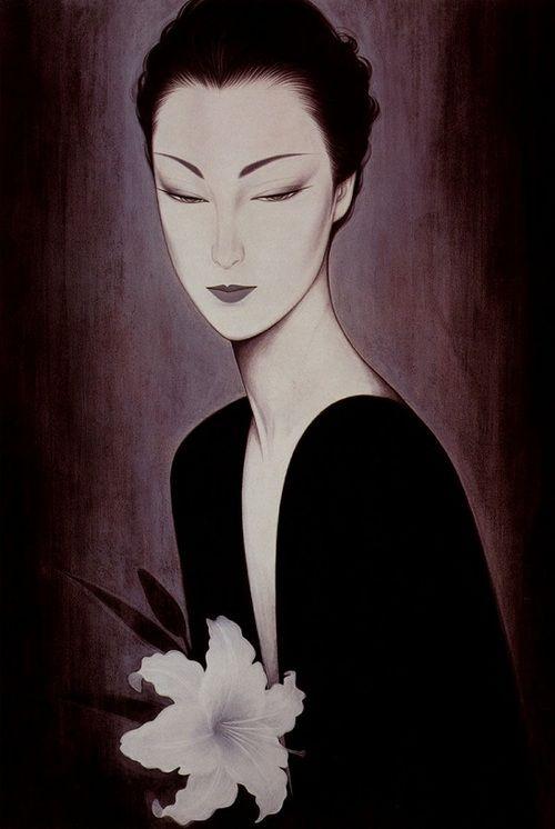 Ichiro Tsuruta es un artista japonés nacido el año 1954 en la prefectura de Kumamoto. Se graduó en el departamento de diseño gráfico de Tama Art College y trabajó realizando ilustraciones de esti…