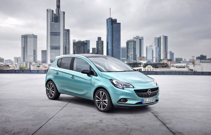 Opel Corsa E 5-door - hq image gallery and full technical specifications of the vehicle