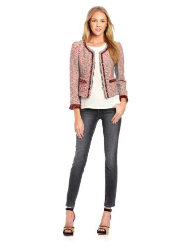 4b21189ac814 Image result for how to wear a tweed jacket womens | Tweed jacket ...