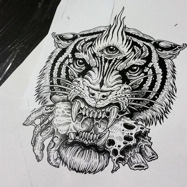 Gene Martin , tattoo, New Zealand