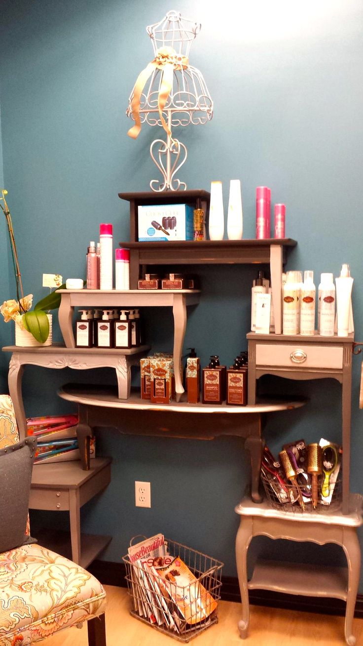 179 Best Open Shelves Images On Pinterest: 128 Best Salon Retail Shelving Images On Pinterest