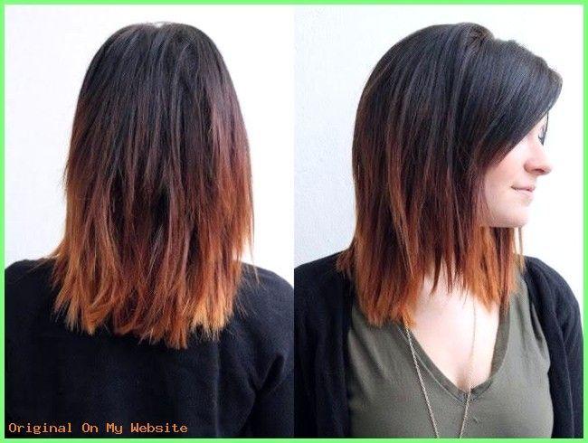 Damenfrisuren, 2019 – Die LOB-Frisuren, die direkt unter Ihrer Schulter enden, k…