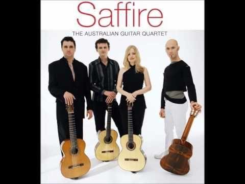 Saffire: The Australian Guitar Quartet