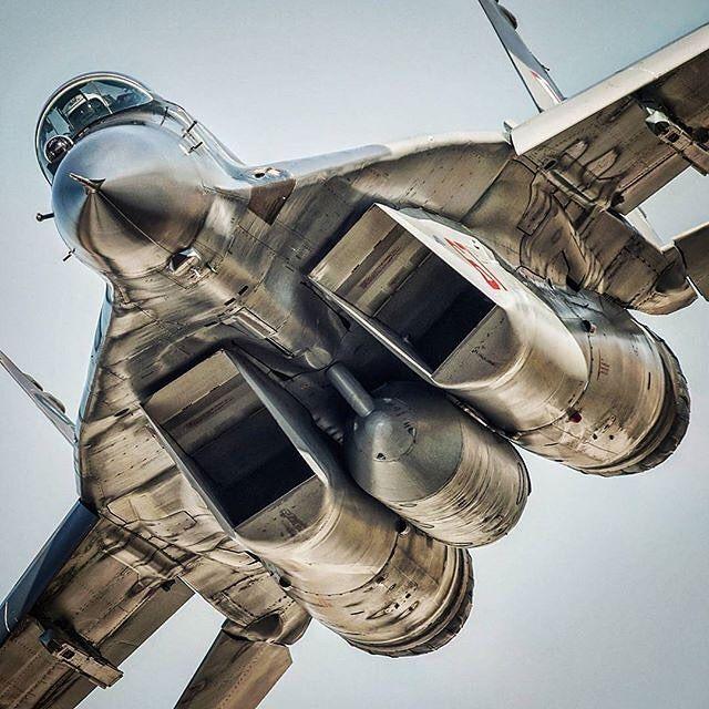 Polish MiG-29 Fulcrum | @hesja.pl by globalair
