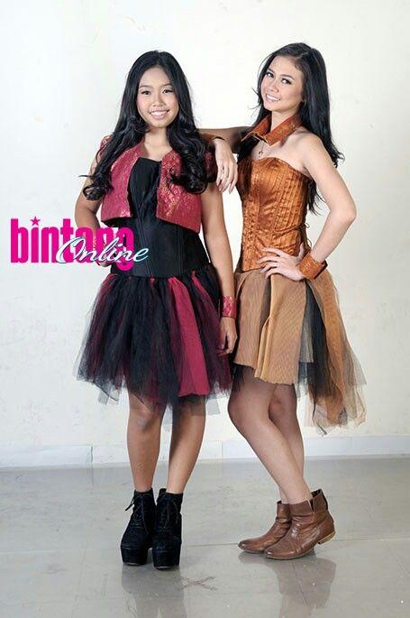 Duo Kirei - Tabloid Bintang