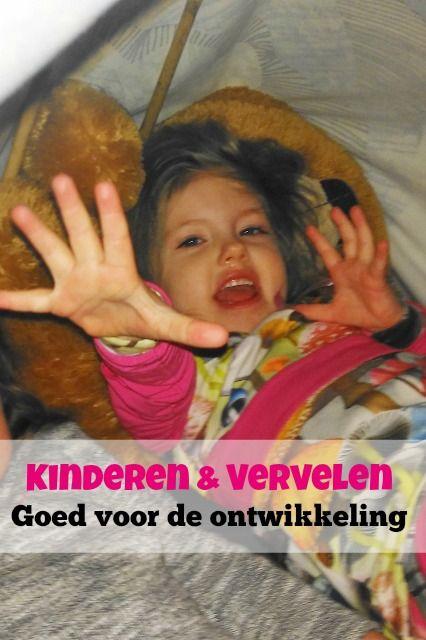 Kinderen en vervelen; waarom dat goed is voor de ontwikkeling - Mamaliefde.nl
